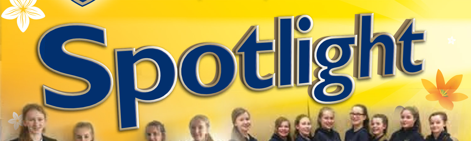 Welcome to the recent edition to St Anthony's Girls' Catholic Academy's 'Spotlight' Summer magazine.